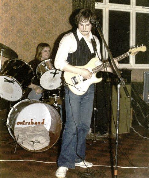 Contraband - 1978 - Rock Garden