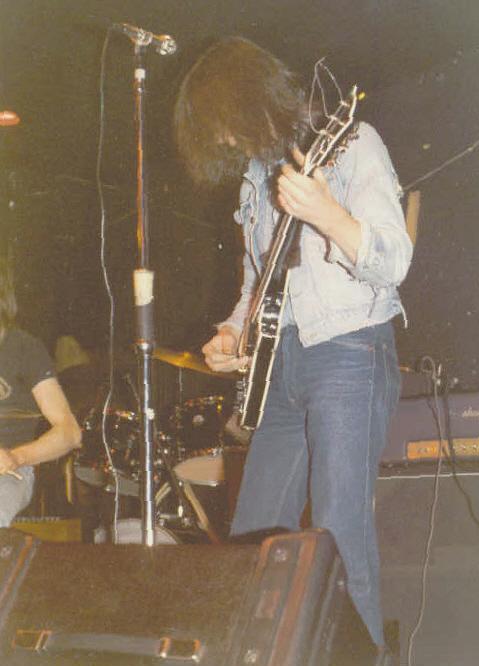 Dave Dawson - Contraband - 1978 - Rock Garden